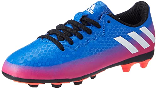 the best attitude 4a5b8 1b4fd adidas Messi 16.4 FxG J, Scarpe da Calcio Unisex – Bambini, Blu (Blue