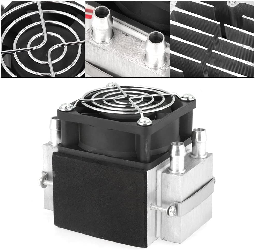 12V ElectronicSemiconductor Refrigeration Piece 72W Water Cooling Refrigerati