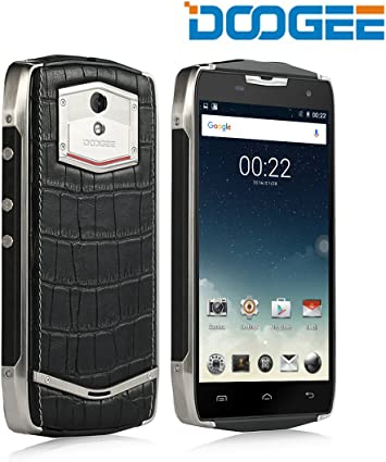 Rugged Móviles Libres, DOOGEE T5 Lite IP67 Impermeable 4500mAh ...