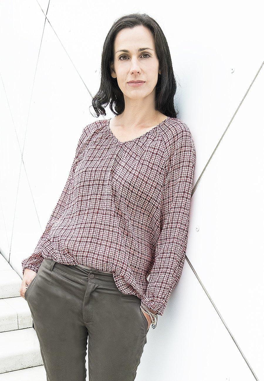 Color Blusa Mujer Brigitte Boch Impreso Terracota Sablon Von a7wfxqY