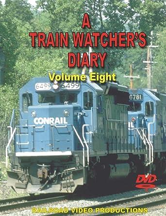 Amazon com: TRAIN WATCHERS DIARY VOLUME 8: Movies & TV