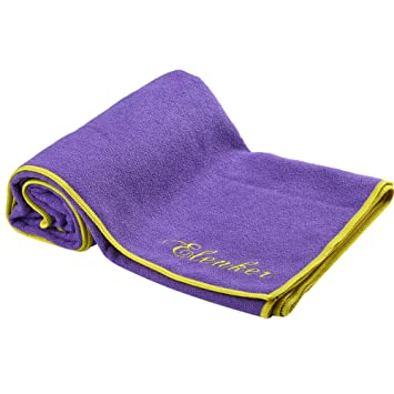 Amazon.com: ELENKER Yoga Mat Toalla (24