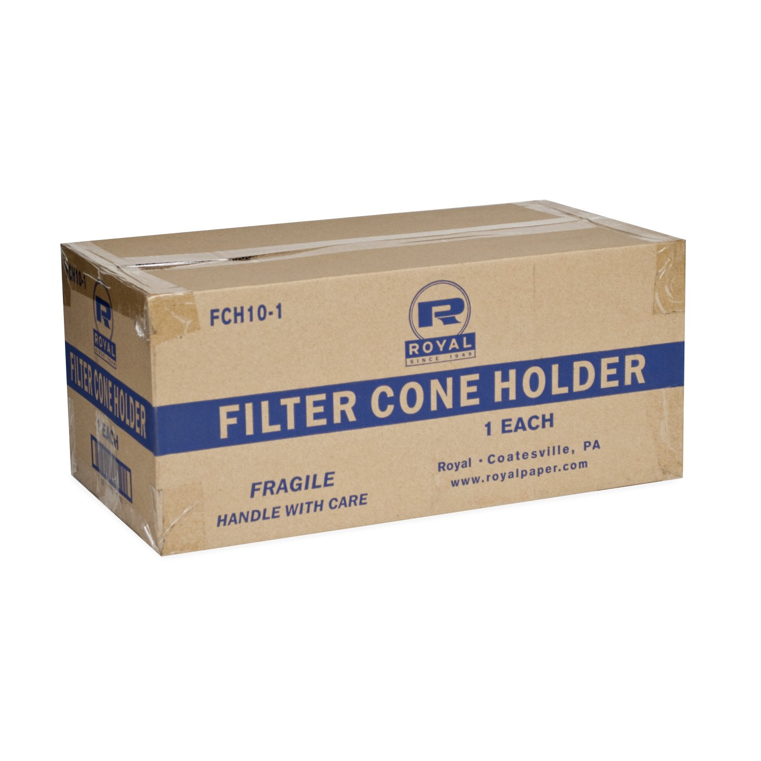 Royal Filter Cone Holders, 10'', Package of 1