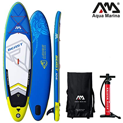 Aqua Marina Beast 2019 Sup Board - Tabla de Surf (Hinchable ...