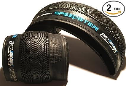 Amazon.com: Vee – Par de 2 neumáticos de goma para bicicleta ...