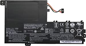 BOWEIRUI L15C3PB1 Laptop Battery Replacement for Lenovo Flex 5 1570 1470 IdeaPad 320S-14IKB 320S-15ABR 320S-15AST 320S-15IKB/15ISK 520S-14IKB Series L15L3PB0 L15M2PB1 L15M3PB0 11.4V 52.5Wh (Type 3)