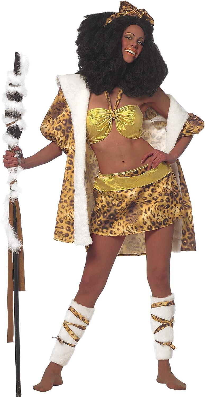 Stamco Disfraz Mujer Zulu: Amazon.es: Juguetes y juegos