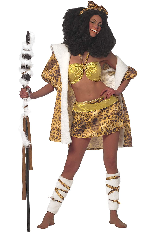 Unbekannt Stamco - Zulu Krieger Kostüm für Damen