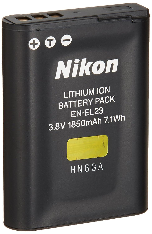 Nikon EN-EL 23 Lithium Ion Batteria VFB11702