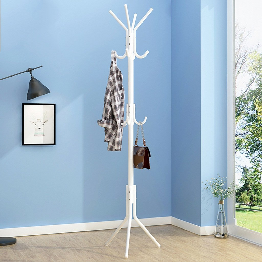 立っているハンガー ハンガーシンプルでモダンなワードローブ家庭用ハンガー床用コートラックベッドルームハンガー ラック ( 色 : B , サイズ さいず : 176*40*46CM ) B07BPH9QNR 176*40*46CM|B B 176*40*46CM