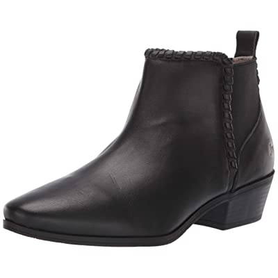 Jack Rogers Women's Tori Leather Ankle Bootie Boot | Boots