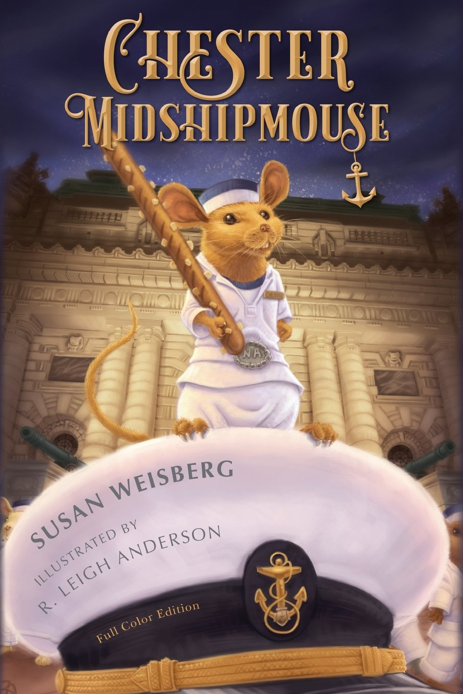 Chester Midshipmouse: Special Full Color Edition
