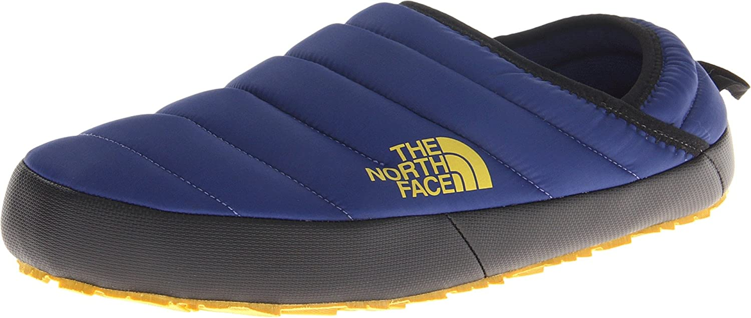 north face slippers purple