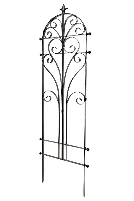 Genial H Potter Italian Iron Garden Plant Trellis Metal Weather Resistant Wall  Decor