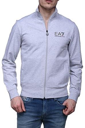 Emporio Armani EA7 Gilet 3ypm54 - Pj05z 3904 Gris  Amazon.fr  Vêtements et  accessoires 15e591c7a2b
