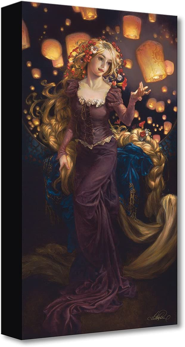 Limited Edition Gallery Wrapped Canvas The Elegant Warrior by Heather Theurer