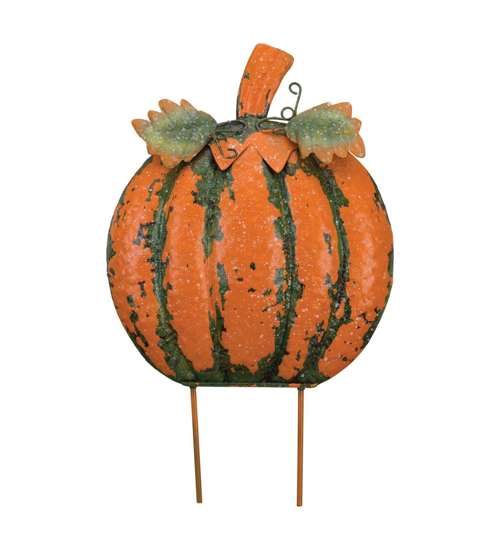 Regal Art & Gift Pumpkin Stake Small