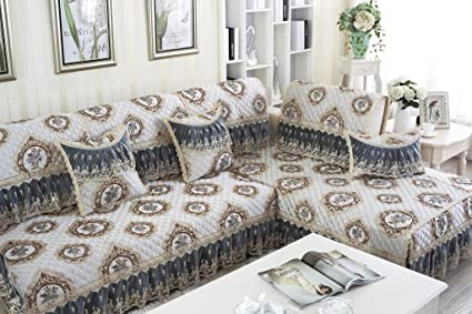 Pleasant Buy Chezmax Floral Printed Sofa Cover Dog Mat Stretch Ncnpc Chair Design For Home Ncnpcorg