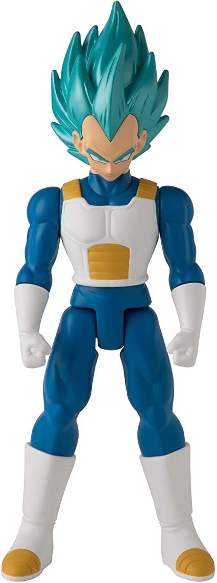"Dragon Ball Super ~ 12/"" SUPER SAIYAN BLUE VEGETA FIGURE ~ Limit Breaker Series"