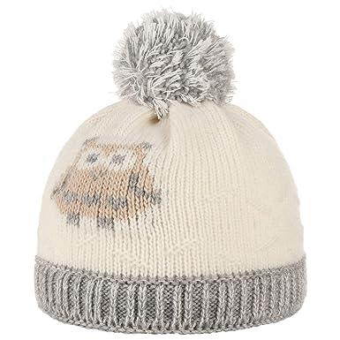 de865d78d426c maximo Bonnet a Pompon Owl Kidsbonnet en Tricot Bonnet Beanie: Amazon.fr:  Vêtements et accessoires