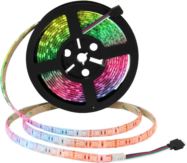 LED Stripe RGB Strip Strips 5050 Band Light Lights Waterproof WD