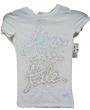 e3df90c11 Aeropostale Aero Graphic Shirt Womens/Girls T-shirts Brand New #3582  Regular; X-Small; White: Amazon.ca: Sports & Outdoors