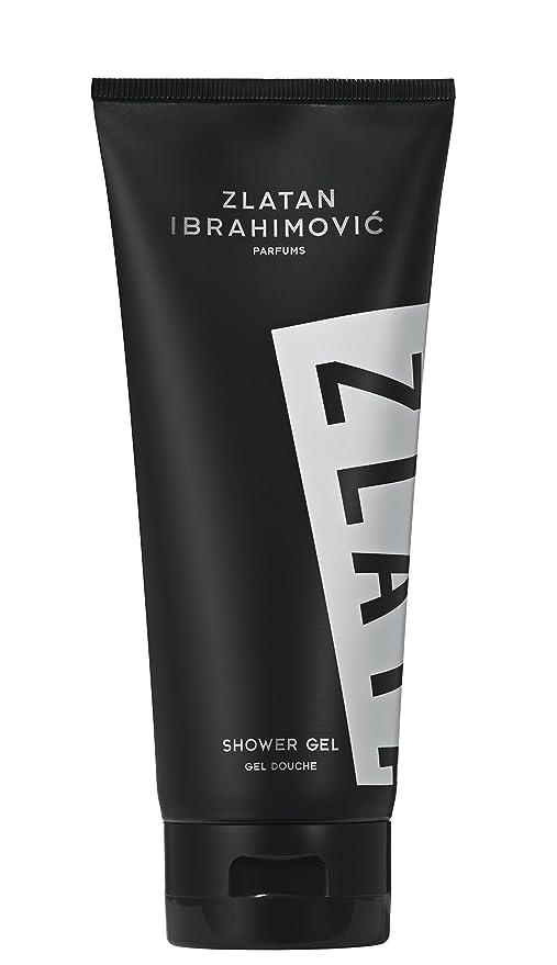 GEL DUCHA y CHAMPU ZLATAN de Zlatan Ibrahimović – Shampoo y Gel De Ducha Hombre Perfumado