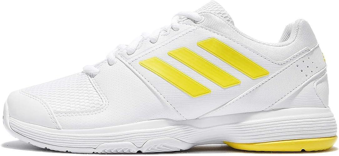 adidas Damen Barricade Court W Tennisschuhe, weiß