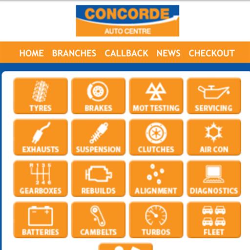 Concorde Auto Centre