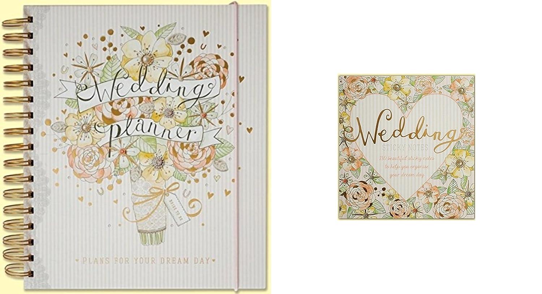 Rachel Ellen Designs - Agenda di matrimonio e album con 180 etichette adesive