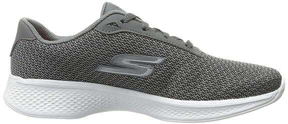 Skechers 14175, Damen Sneakers, Grau - Grau - Größe: 43 EU