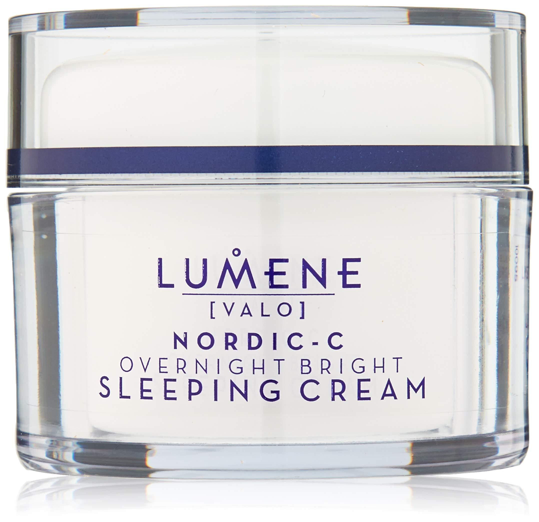 Valo Vitamin C Overnight Bright Sleeping Cream 1.7 fl oz by Lumene