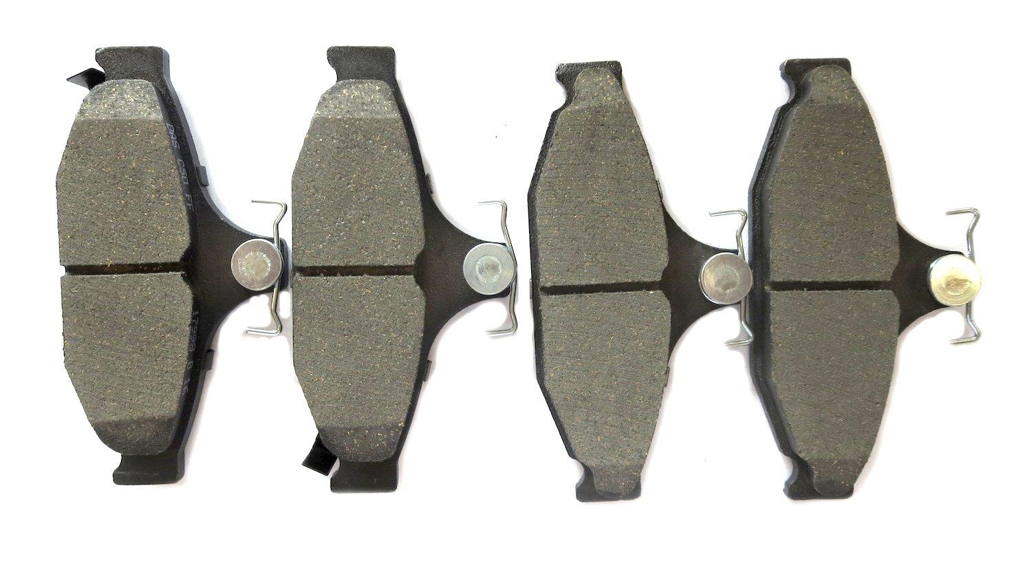 Dash4 MD413 Semi-Metallic Brake Pad