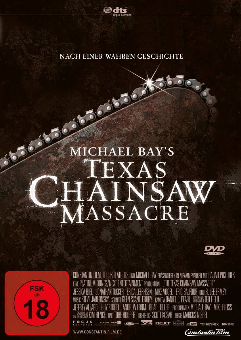 Michael Bays Texas Chainsaw Massacre [Alemania] [DVD]