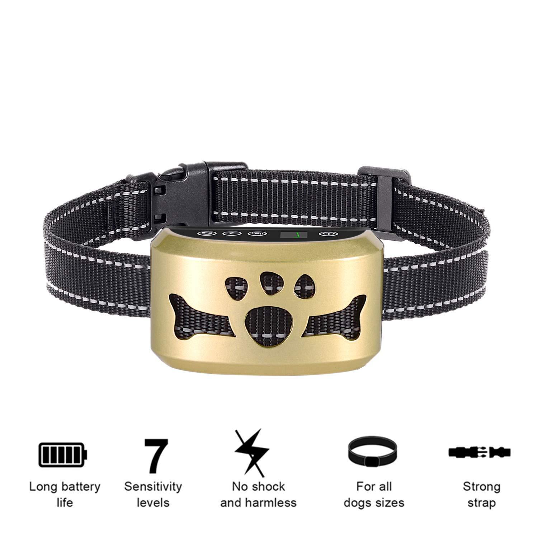 Dog No Bark Collar with Smart Detection