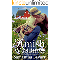 Ellie's Homecoming: An Amish Romance (Amish Weddings Book 1)