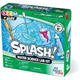 ETA hand2mind SPLASH! Water Science Kit with 23 Experiments