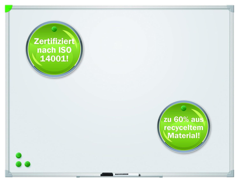 Franken U-ActLine® - Pizarra magnética 40 (60 x 40 magnética cm, esmaltada) 30a75b