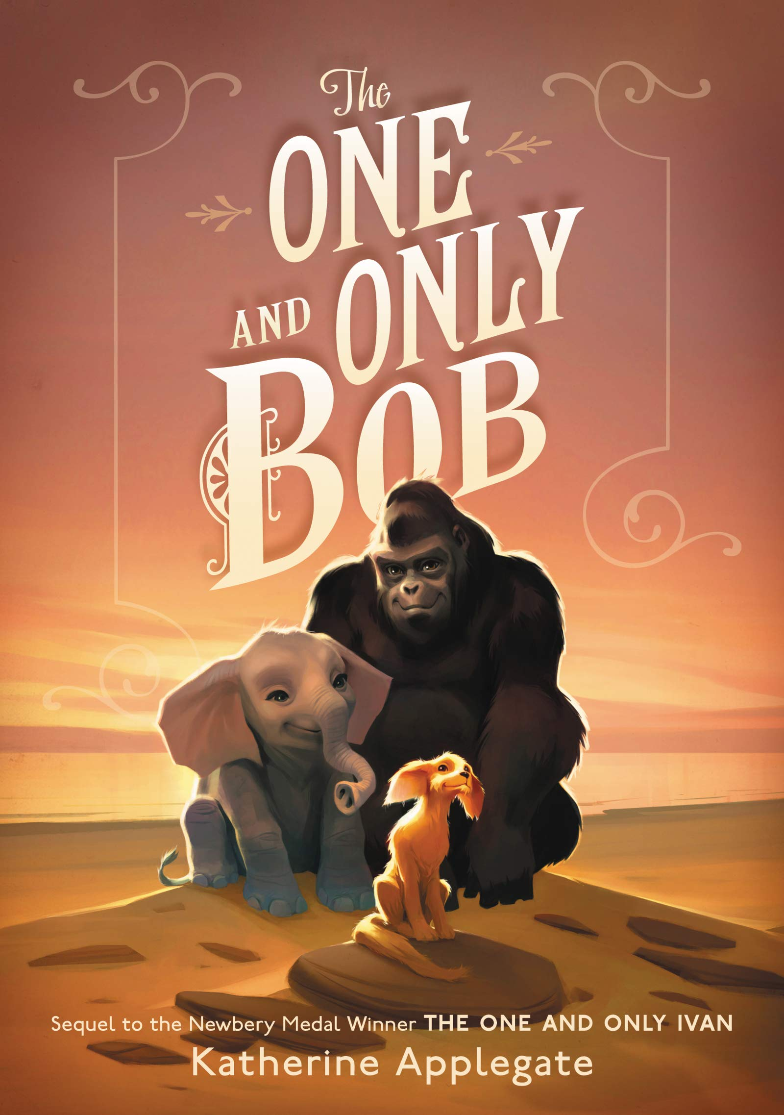 The One and Only Bob (One and Only Ivan): Applegate, Katherine, Castelao,  Patricia: 9780062991317: Amazon.com: Books