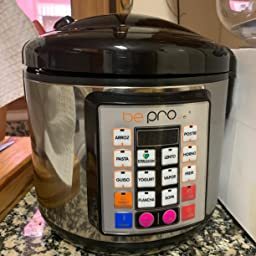 Robot Cocina Programable Be Pro Chef Premier Plus Avant Olla Programable Premier Plus: Amazon.es: Hogar