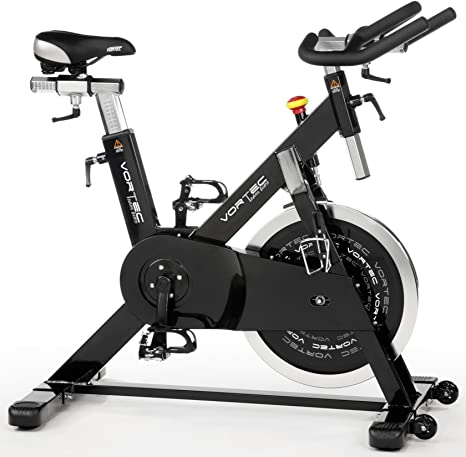 Vortec 0 - Bicicletas estáticas y de spinning para fitness: Amazon ...