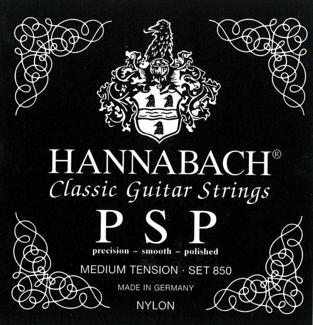 Hannabach 652757.0 Cuerdas para guitarra cl/ásica