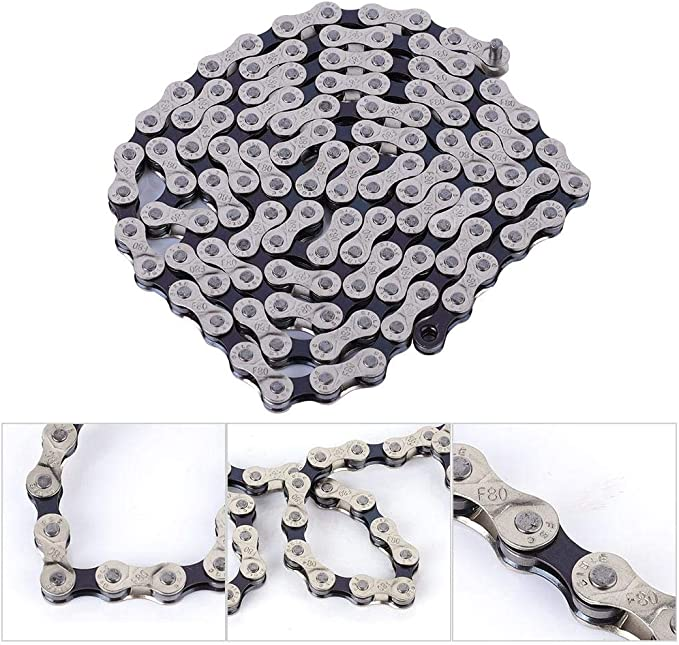 KMC Z51 18-24 speed quality bike cycle chain 3 //32