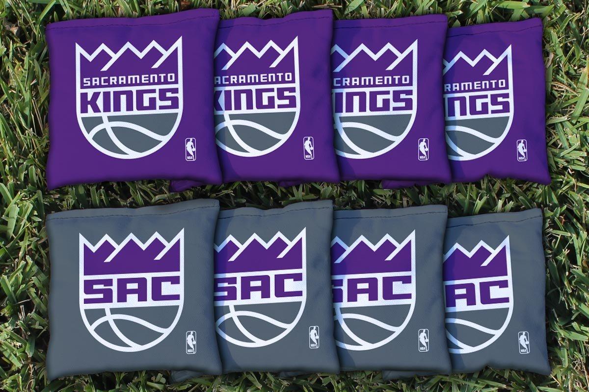 NBA Replacement All Weather Cornhole Bag Set NBA Team: Sacramento Kings