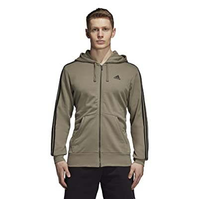 adidas Essentials 3-Stripes Hoodie Men's: Clothing