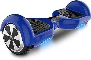 Cool&Fun Hoverboard Patinete Electrico de GYROGEEK (Azul)