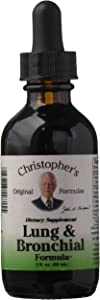 Christopher's Original Formulas Lung Plus Bronchial Supplement, 2 Fluid Ounce