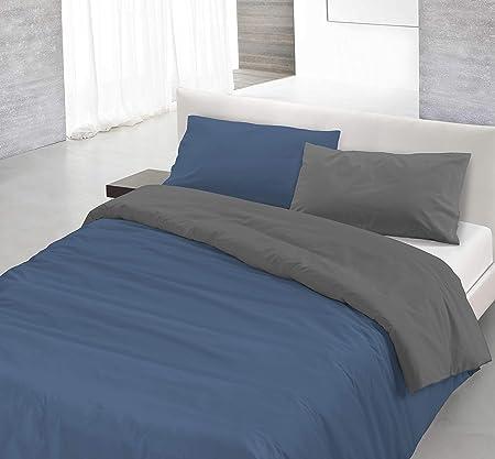 Come Si Mette Un Copripiumino.Italian Bed Linen Natural Color Parure Copripiumino Con Sacco E