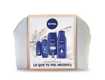 NIVEA Neceser Body Cuidado Completo con body milk 1 x 400 ml ...