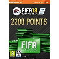EA Fifa 18 2200 Fut Points [PC]